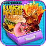 High School Lunch Maker FREE 1.0 Apk