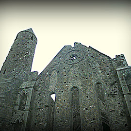 Rock of Cashel by Patricia Crawford - Buildings & Architecture Public & Historical ( ireland )