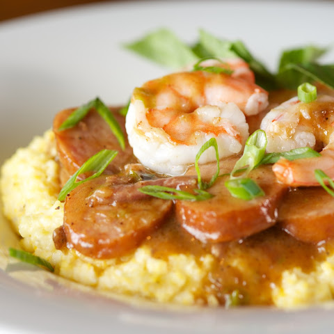 River Room's Shrimp & Grits