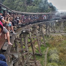 Bridge of Joy by Rizal Ismail - Buildings & Architecture Bridges & Suspended Structures (  )