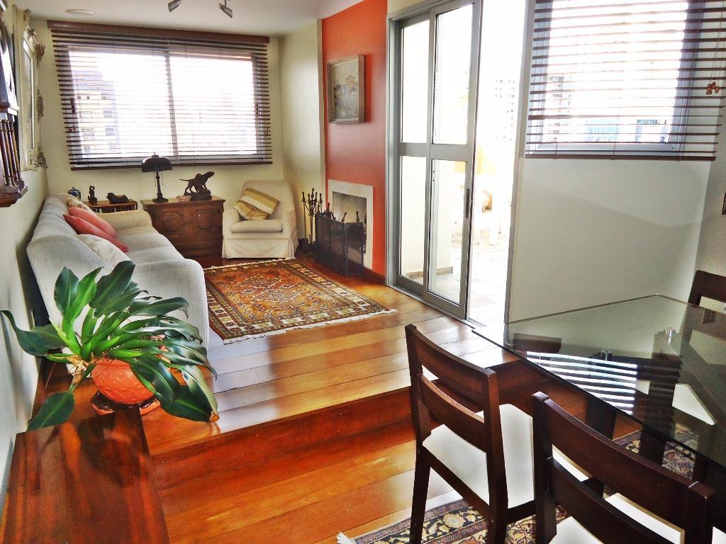 Imóvel: Cobertura 2 Dorm, Vila Olímpia, São Paulo (CO1263)
