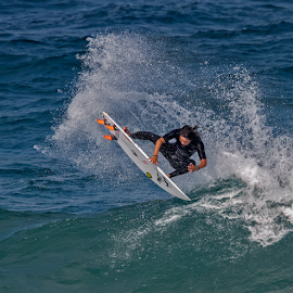 by Nobby Clarke - Sports & Fitness Surfing (  )