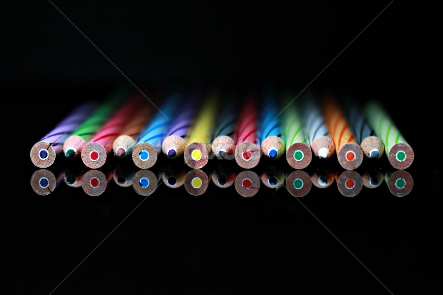 Rainbow Of LUNA by Arman Fadillah - Artistic Objects Other Objects ( arman fadillah )