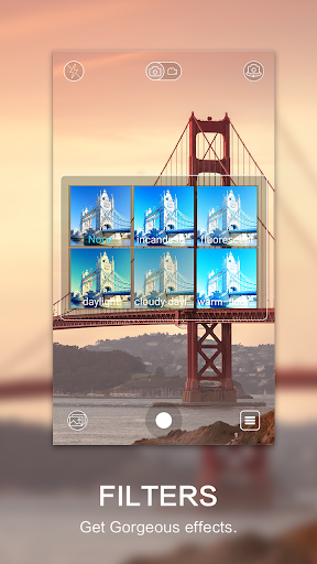 HD Camera Ultimate for Android screenshot 5