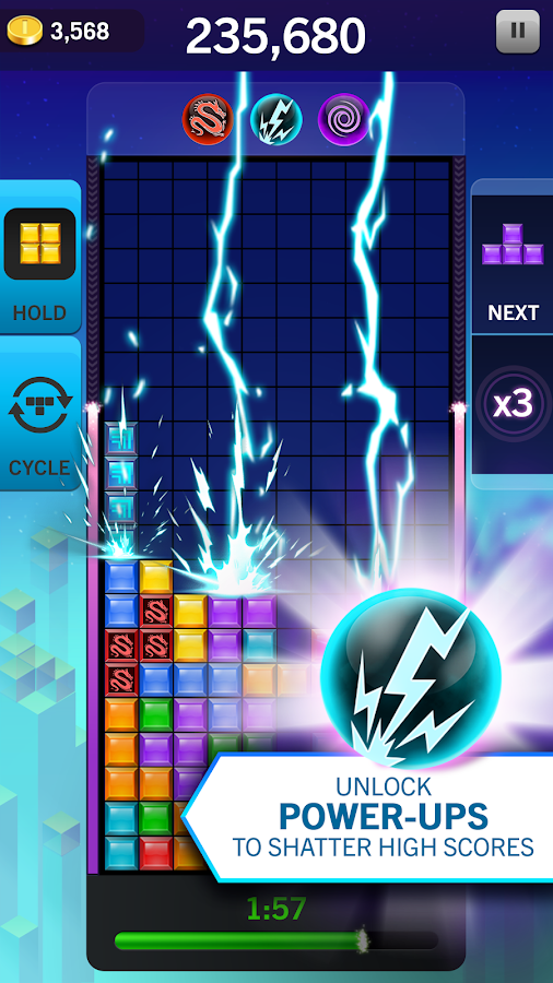 TETRIS Blitz Screenshot 7