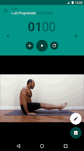 Bodyweight Fitness Pro- screenshot thumbnail