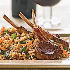 Reform Lamb Cutlets (Breaded Lamb Chops with Ham) Recipe | Yummly