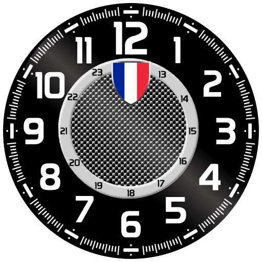 Nation Flag Watch Face