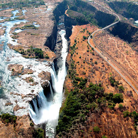 Victoria Falls by Stanley P. - Landscapes Travel ( travel, landscapes )
