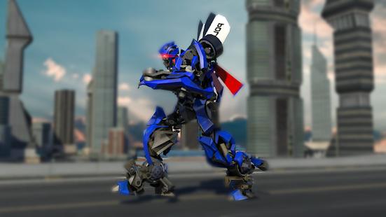 Симулятор боевого робота