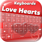 Love Hearts Keyboard Changer 2.0 Apk