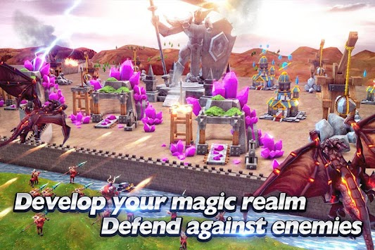 Magic Legion - Hero Legend APK screenshot thumbnail 2