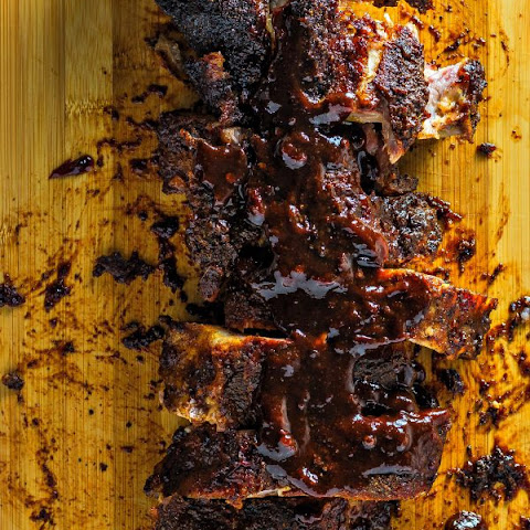 Pomegranate Chipotle Barbecue Sauce