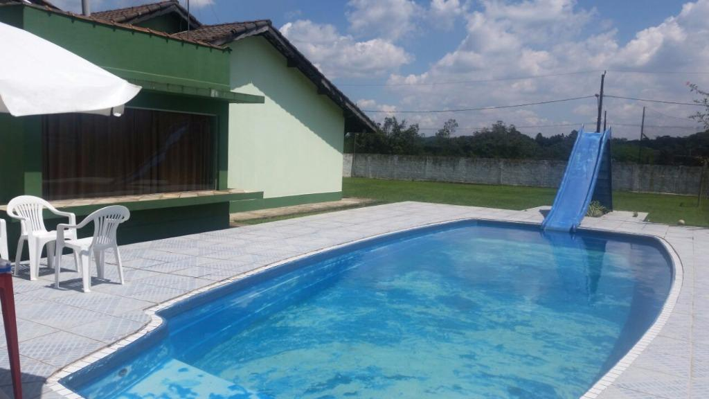Chácara residencial à venda, Jardim da Colina, São Bernardo do Campo.