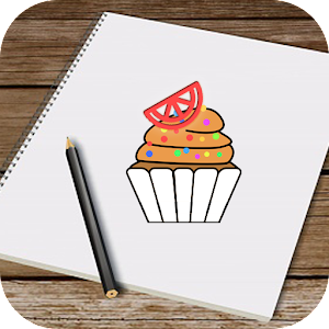 Learn to Draw Desserts