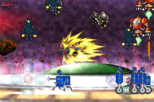 Dragon Z Super Saiyan Prime apk screenshot