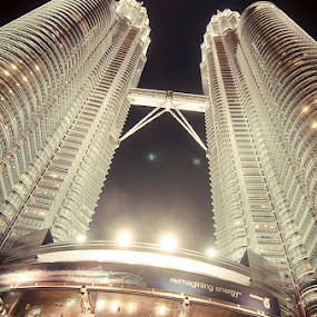 KLCC by Nur Huda Diyanah Amir Hamzah - Buildings & Architecture Other Exteriors