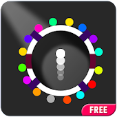 Download circle sweep color APK on PC