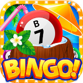 ?? Tropical Beach Bingo World Icon