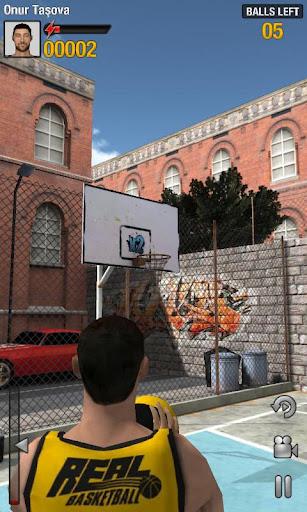 Real Basketball screenshot 1