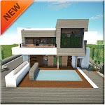 Modern House Building For PC / Windows / MAC