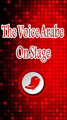 android The Voice Arabe On Stage Screenshot 0