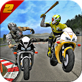 Free Download Highway Bike Attack Racer: Moto racing APK for Samsung