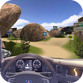 APK Game Cargo Truck Drive Hill Turbo for BB, BlackBerry