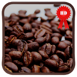 Coffee Grains Live Wallpaper