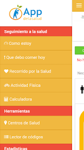 App de la Salud, Cenaprece - screenshot