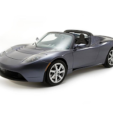 Wallpapers Tesla Roadster