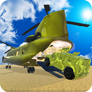 US Army Car Transporter truck simulator for PC-Windows 7,8,10 and Mac
