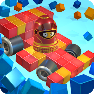 Blocky Racing For PC (Windows & MAC)