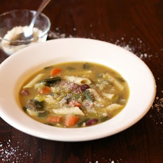 Salami Soup Recipes