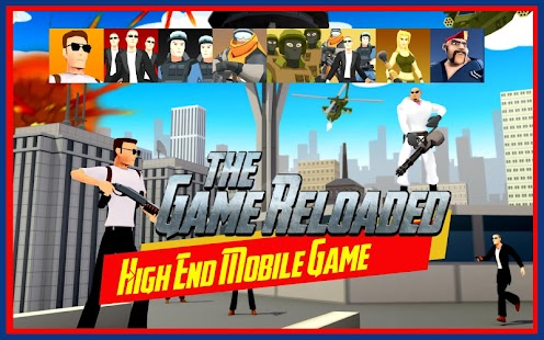 The Game Reloaded - screenshot