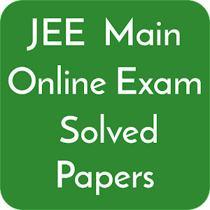 Jee Main Online Exam Solved Papers on PC (Windows / MAC)