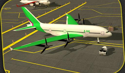 Transporter Plane 3D screenshot 13