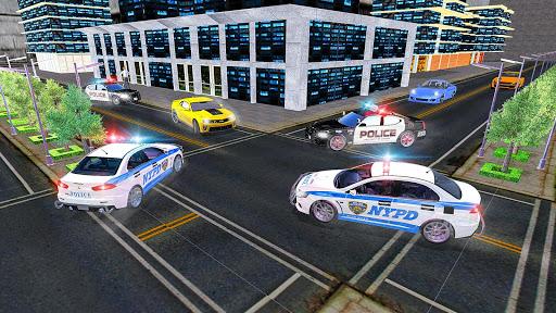 Miami Police Highway Car Chase City Hot Crime War screenshot 8