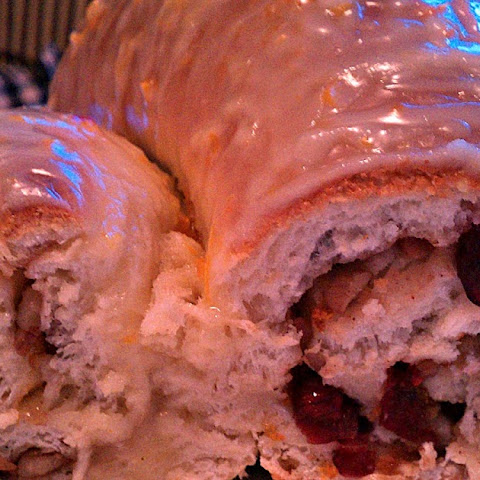 Cranberry Twist Bread