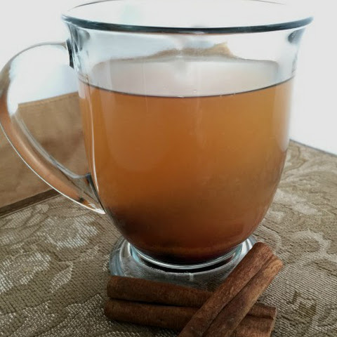 Heal kids (and Moms') colds faster! Try this all natural healing tea cold remedy!
