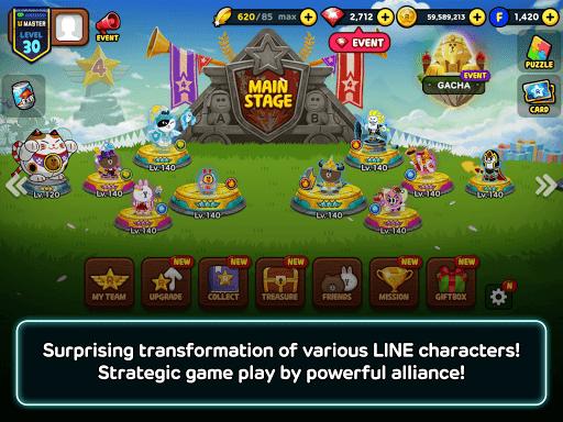 LINE Rangers screenshot 12