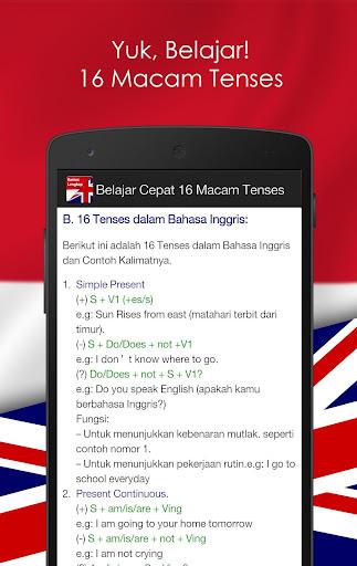 Kamus Inggris Premium - screenshot