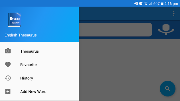 English Thesaurus By EagleInc Thesaurus APK screenshot thumbnail 10