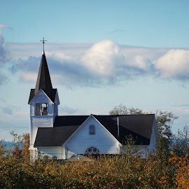 Conway Lutheran  by Todd Reynolds - Buildings & Architecture Places of Worship