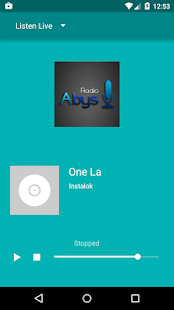 Abys Radio - screenshot