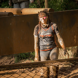 long day by Guy Henderson - Sports & Fitness Running ( running obstacle mud fitness fun mudrun ocr )