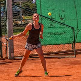forhend by Eseker RI - Sports & Fitness Tennis (  )