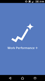 Work Performance Plus screenshot for Android
