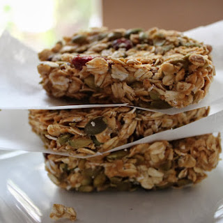 Healthy Peanut Butter Oat Bars Recipes