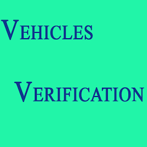 Online vehicle Verificationz